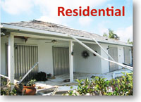 residential / business claim